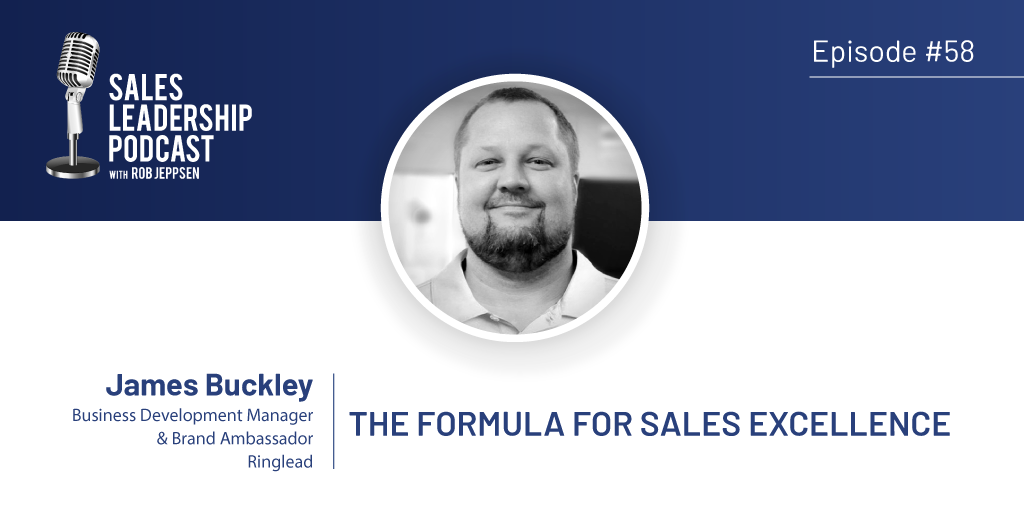 Sales Leadership Podcast - Xvoyant